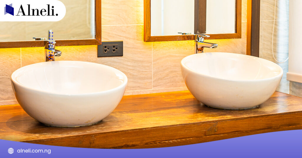 Beautify Your Compact Bathroom Space With The Modern Basin Design